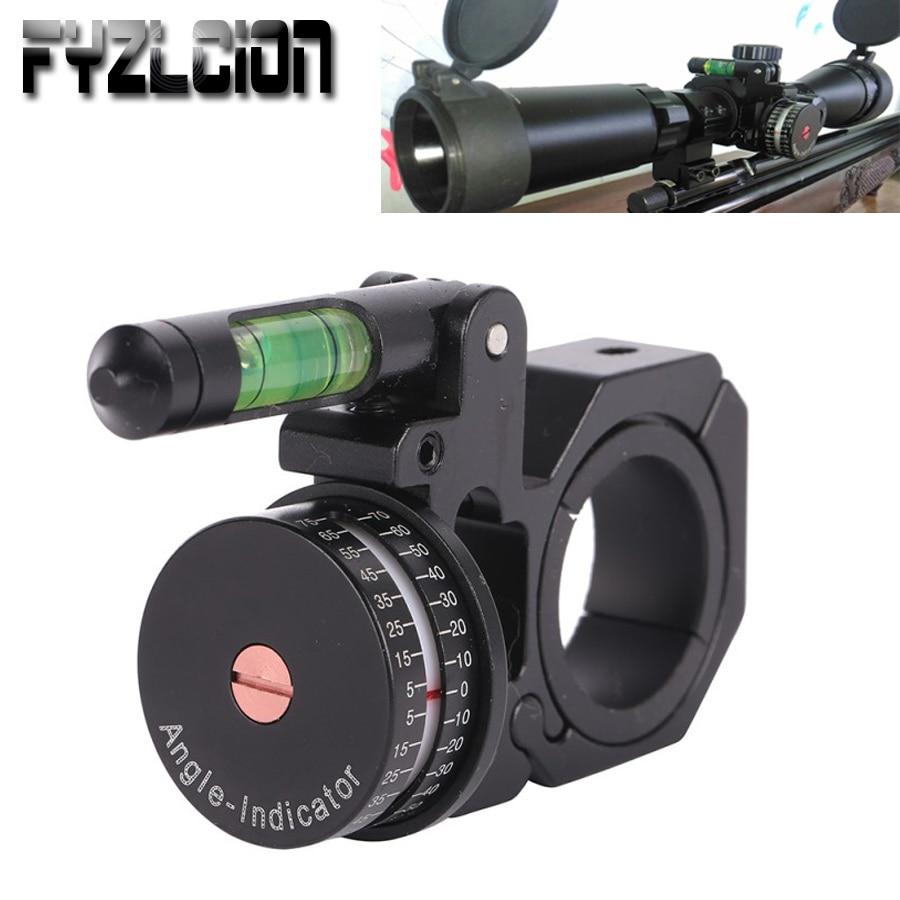 """Scope Mount w//bubble Level 4 Rifle 1/""""//30mm Ring Angle Degree Indicator ADI//ACI"""