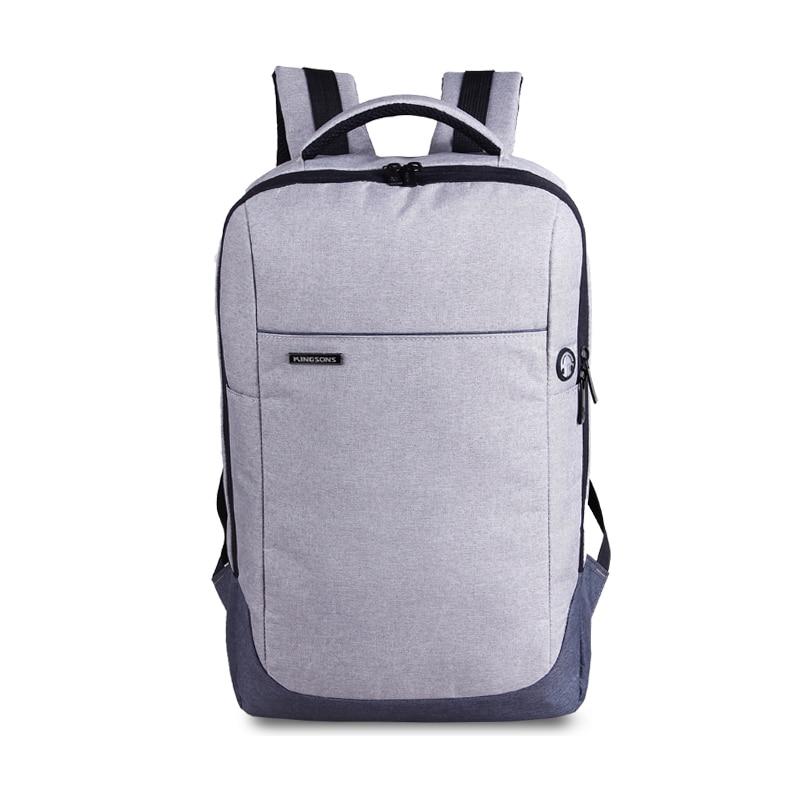 Kingsons 15 15.6 Laptop Backpack Anti-theft Nylon Schoolbag Notebook Bag Computer Backpacks School Satchel Travel Trip Rucksack