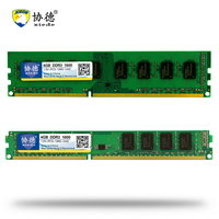 Xiede DDR3 1600 PC3 12800 2 GB 4 GB 8 GB 16 GB Desktop PC Modulo di Memoria RAM Compatibile DDR 3 1600 1333 MHz/1066 MHz PC3-10600