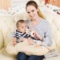 Multifuncional Bebê Amamentação Almofadas Removeable Tampa Bebê Afago-U Almofada de Apoio Da Cintura Travesseiro De Enfermagem Proteger Múmia