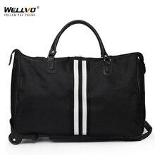 Сумка на колесиках для женщин, дорожная сумка с 2 колесами, сумка для путешествий, большая ручная сумка на колесиках, сумка для чемодана XA225ZC