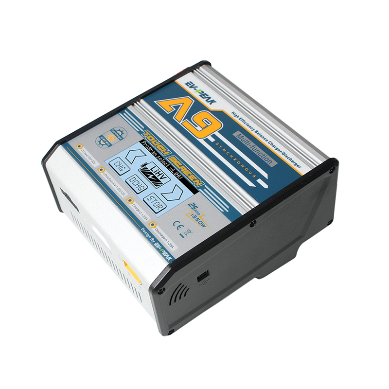 EV-PEAK A9 1350W 25A شاحن Lipo عالي الطاقة - ألعاب التحكم عن بعد
