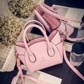 2016 Black Sailor Moon Luna/Artemis Shoulder Bag Ladies Luna Cat Leather Handbag Women Messenger Crossbody Chain Small Bag 759