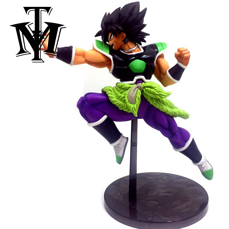 Anime Dragon ball Z Super Broly Ultimate Soldiers The Movie Banpresto Figure Toy