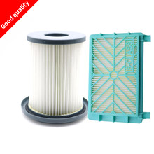 2 Buah/Set Vacuum Cleaner Filter Udara + HEPA Filter untuk Philips FC8720 FC8724 FC8732 FC8734 FC8736 FC8738 FC8740 FC8748 Elemen(China)