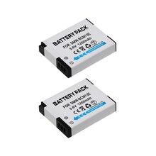 3.6V 1250mAh DMW-BCM13E BCM13E BCM13 BCM13PP Camera Batteries For Panasonic Lumix DMC ZS30 TZ40 TZ41 TS5 FT5 bateria Wholesale