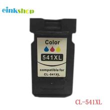 Re-manufactured Ink Cartridge For Canon CL-541 CL541 Printer cartridge PIXMA MX375 MX395 MX435 MX455 MX515 MX525