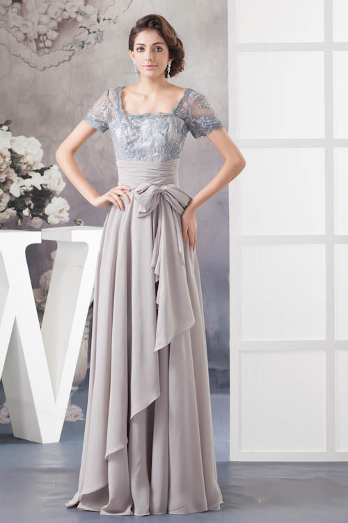 Babyonlinedress Luxury Long Elegant   Bridesmaid     Dresses   with Beadings Boat Neck Cap Sleeve Cap Sleeve Wedding   Dresses   New