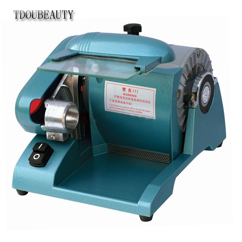 TDOUBEAUTY2,800rpm JT-24 Dental High Speed Cutting Polishing Lathe Motor Machine Drilling (Without Cutting Head)Free Shipping high quality dental finishing and polishing discs polishing strips mandrel set dental supplies resin filling material