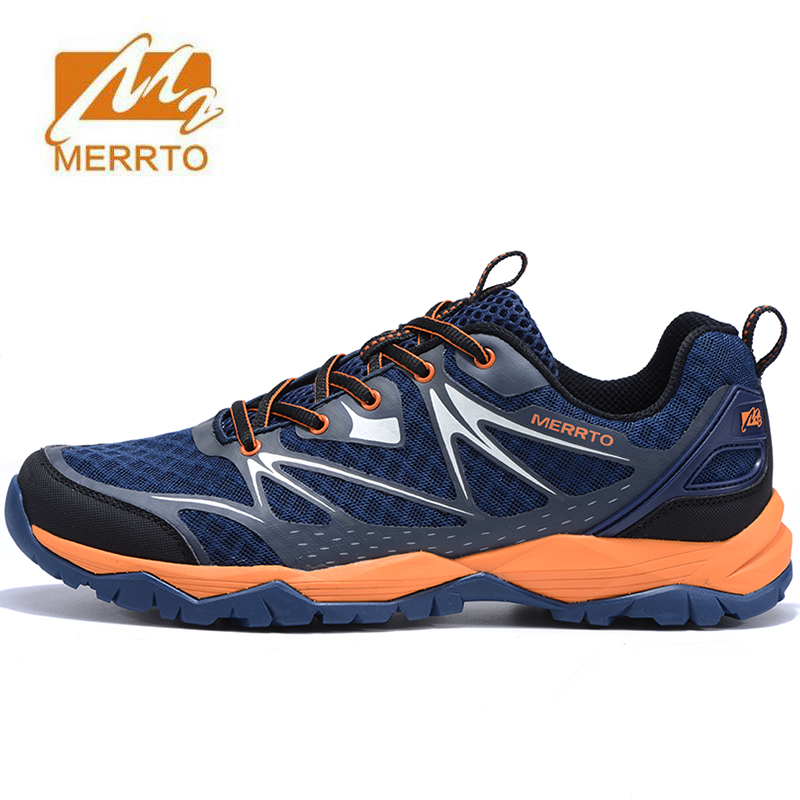 MERRTO Men's Spring And Summer Outdoor Hiking Trekking Shoes Sneakers For Men Sports Climbing Mountain Shoes Man Outventure merrto men s spring and summer outdoor trekking hiking shoes sneakers for men mesh sports climbing mountain shoes man senderismo