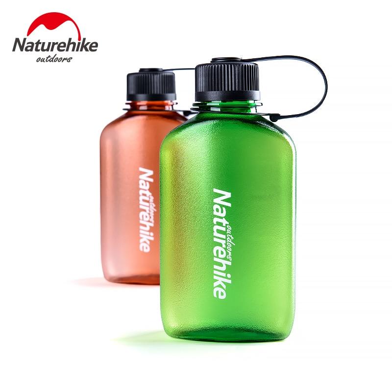 Naturehike PCT Tritan Material Nostalgic Water Bottles Ultralight No BPA Seal Green Bottle Drink Ware Hiking Camping Travel 83g