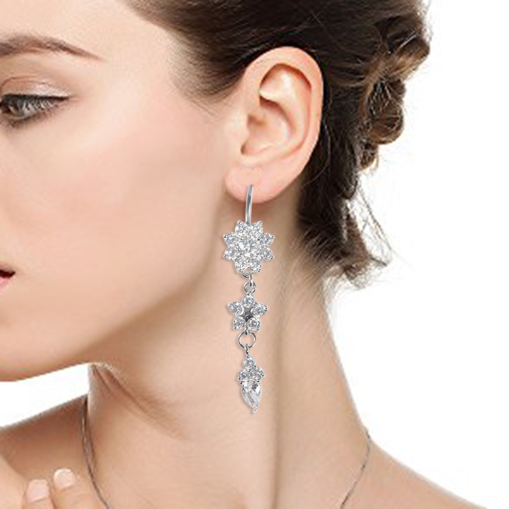 Jewelry Sets & More Body Jewelry New Fashion Sexy Piercing Navel Nail Body Jewelry Flower Pendant Crystal Belly Button Rings Jewelry Latest Fashion