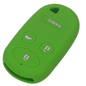 Image 4 - jingyuqin 4 Button Silicone Cover Car Key Case For Honda Accord CRV S2000 Insight Prelude Remote Fob Protector Housing