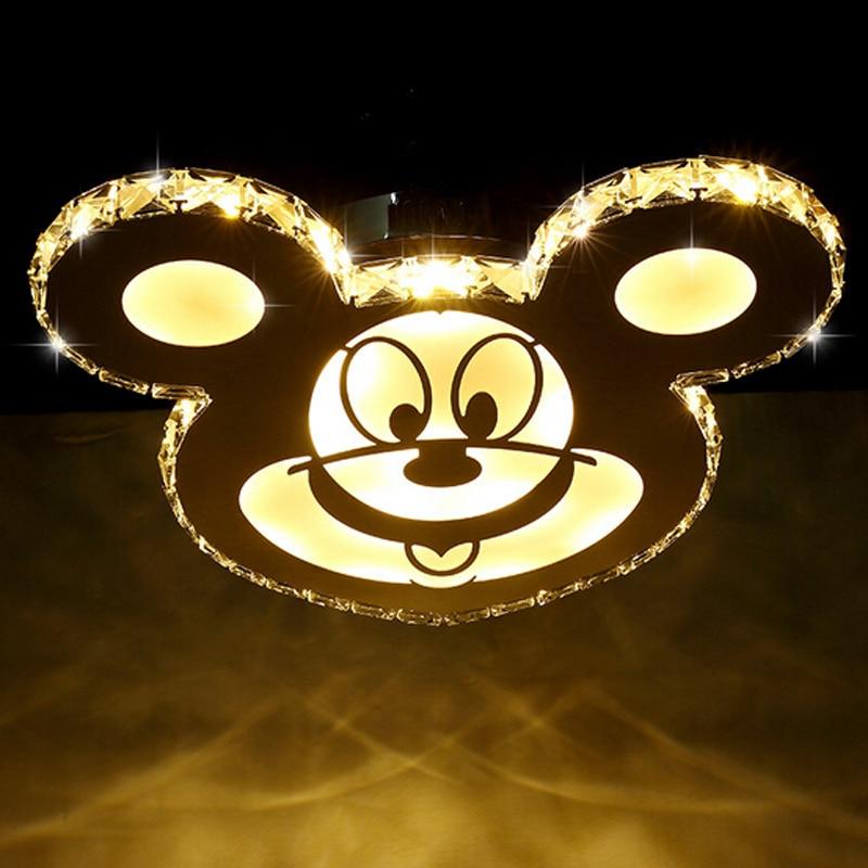 Compra luz de techo de dibujos animados online al por mayor de ...