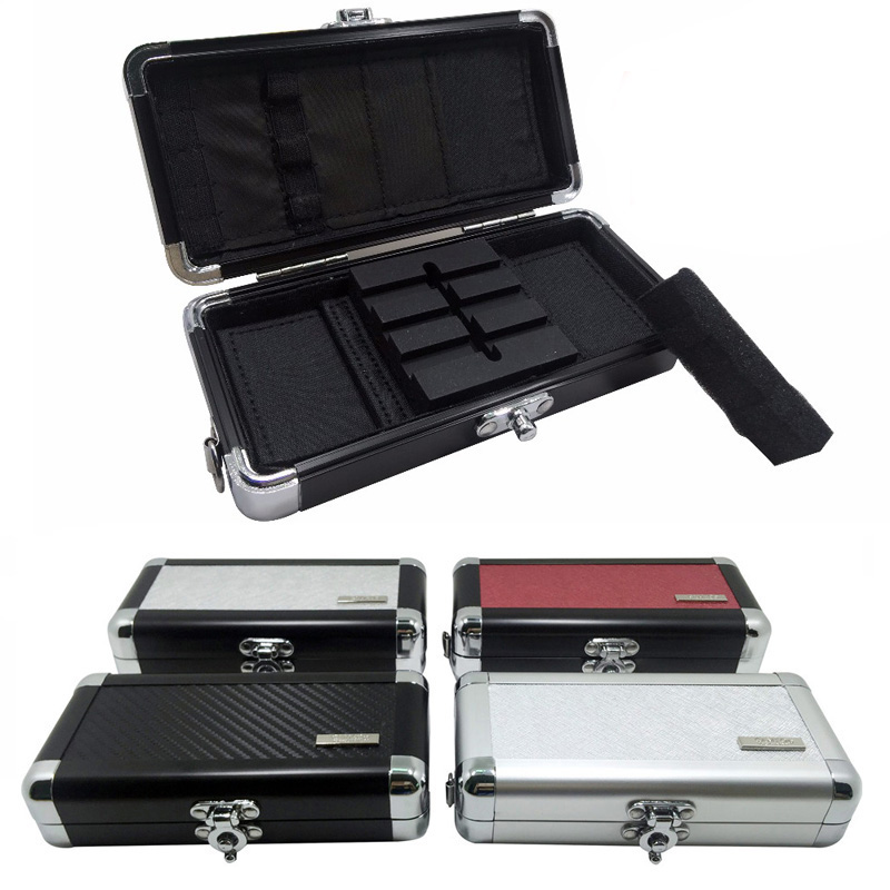 Professional Portable aluminum Darts Box Dart Carry Case Holder Storage for Soft Darts and Hard Darts melanie mcgrath hard soft and wet