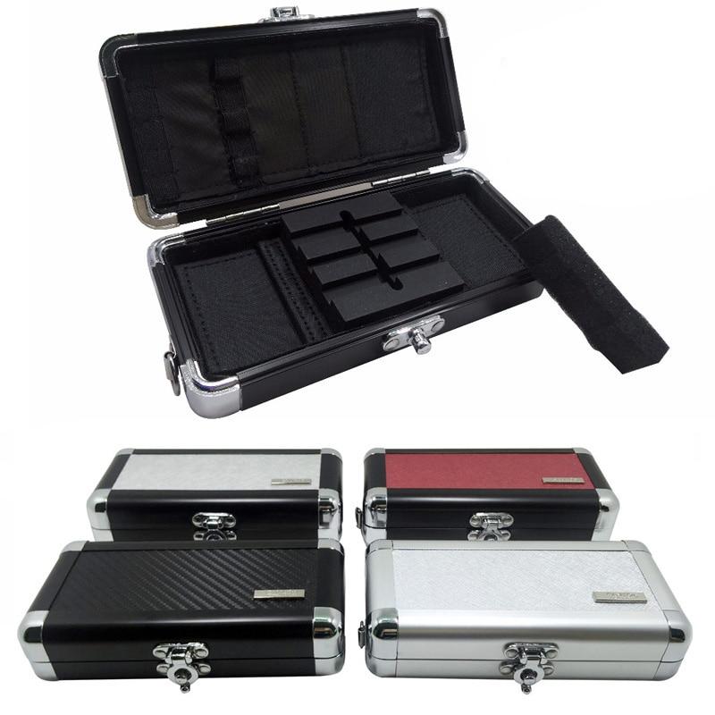 Professional Portable Aluminum Darts Box Dart Carry Case Holder Storage For Soft Darts And Hard Darts