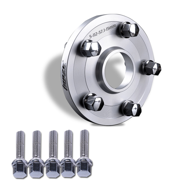 60.1 CB 10 Wheel Studs /& Nuts 20mm Renault Clio 5x108 Hubcentric Wheel Spacers