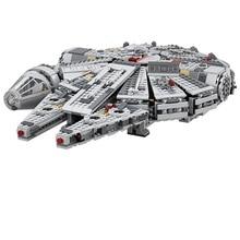 Millennium Falcon Star Wars Set 1381 Pcs Mini Bricks Single Sale Models & Building Blocks Toys for Children Legoing