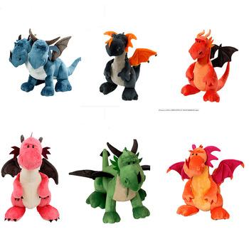 35CM dinozaur pluszowe zabawki dwugłowe zwierzęta wypchane lalki Cartonn Anime dwie głowy smok dla dzieci dzieci chłopcy prezent tanie i dobre opinie Rongzou CN (pochodzenie) Tv movie postaci COTTON 5-7 lat Figurka Lalka pluszowa nano Miękkie i pluszowe Unisex Animals