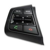 on the left ix25 2.0L steering wheel button creta for Hyundai ix25 2.0L steering wheel cruise control button with