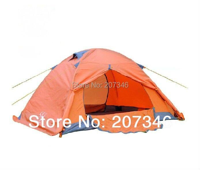 Outdoor 2 Person High Mountain 2Doors Instant Tent ...