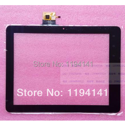 Original New 9.7 inch Tablet E-C97002-02 FPC Capacitive touch screen LCD digitizer Touch panel Glass Replacement Free Shipping black capacitive touch screen digitizer glass 9 7 inch tablet touch panel replacement ad c 971242 fpc free shipping