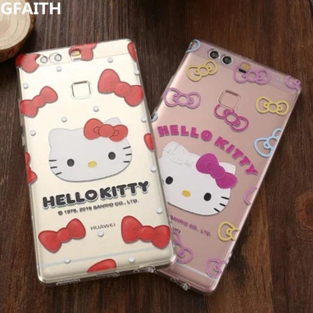 coque hello kitty huawei p8 lite