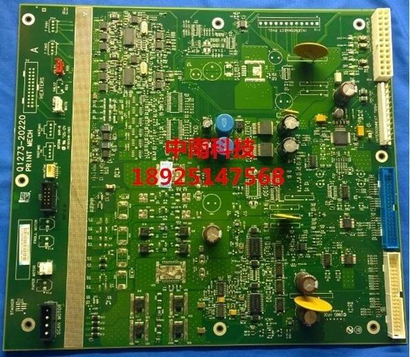 Q1273-60220 plotter GW interconnect board for HP Designjet Z6100PS printmech PC board