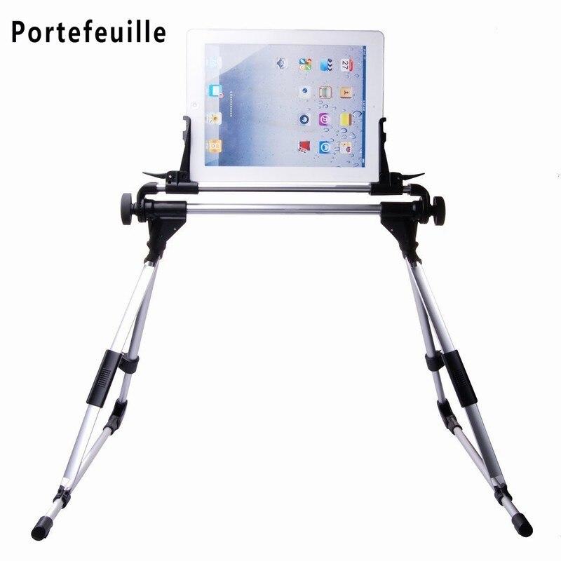 Portefeuille Universal Tablet Bettrahmen Halter Ständer für iPad 1 2 ...