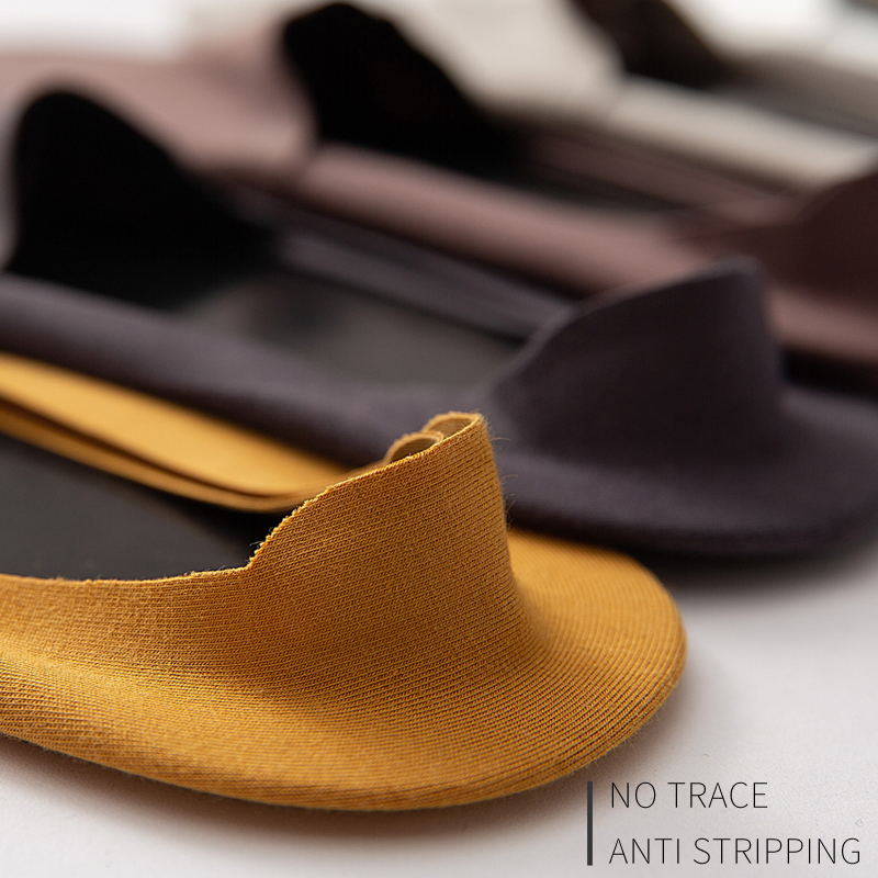 100% хлопковые мягкие невидимые мужские носки тонкие короткие мужские носки с отворотом силикагель противоскользящие Нескользящие мужские носки 5 пар|Мужские носки|   | АлиЭкспресс