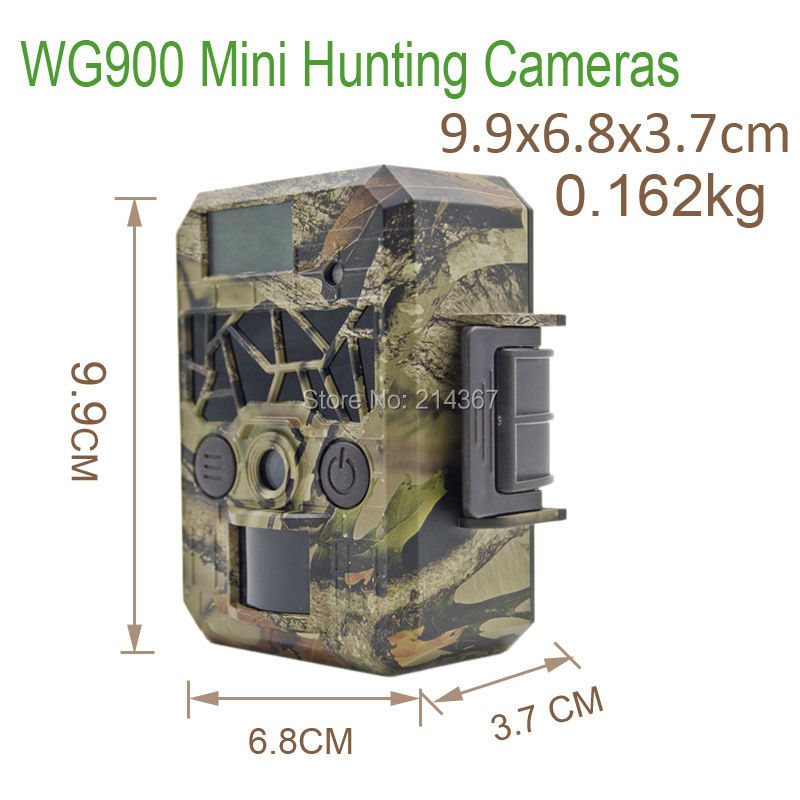 Ultra Compact Mini size Forest Surveillance Wildlife Cameras Mini size Hunting Trail Cameras Deer Cameras Free Ship mist forest deer wall hanging tapestry