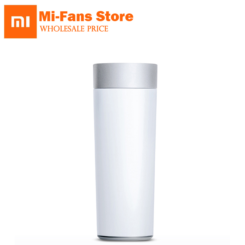 Original xiaomi 316 temperature sensor cup built in temperature and gravity sensor 360ML with smart light