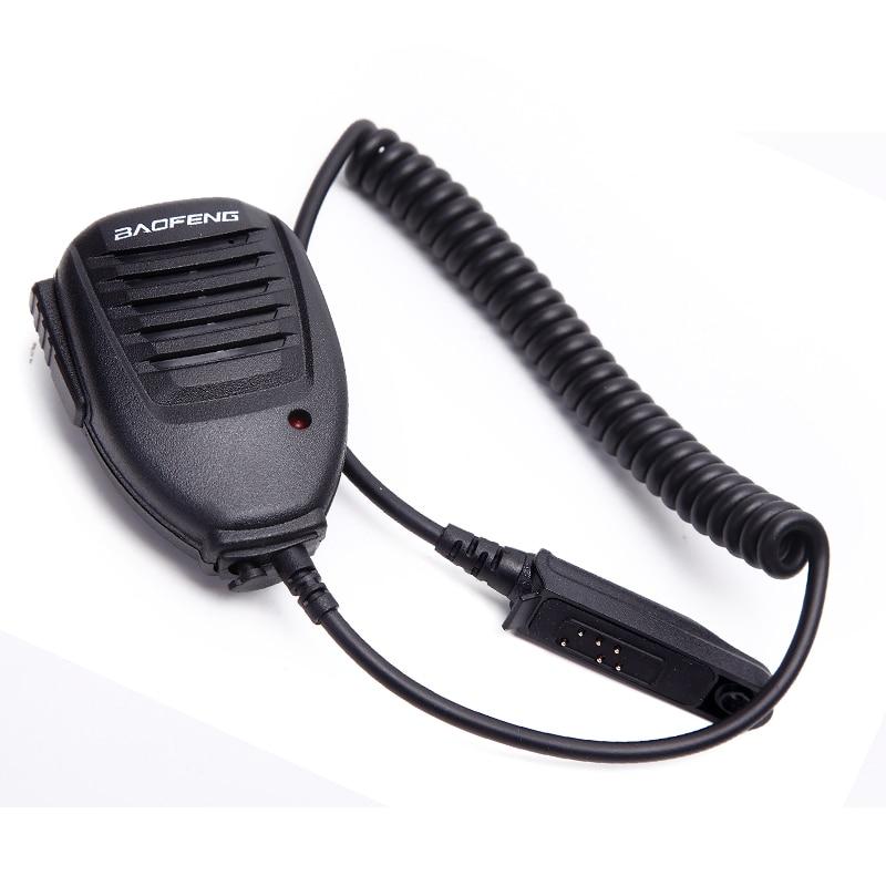 BaoFeng Remote Speaker Mic for GT-3WP /& BF-9700 Waterproof Transceiver...
