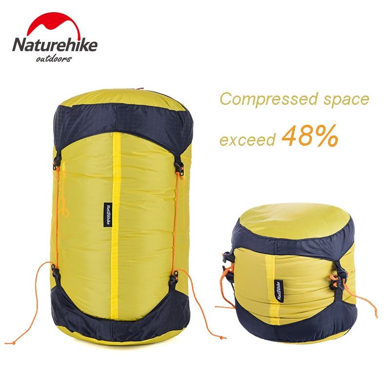 Naturehike Открытый Отдых компрессионный мешок для спальный мешок водонепроницаемый хранения сумки для переноски спальный мешок аксессуары