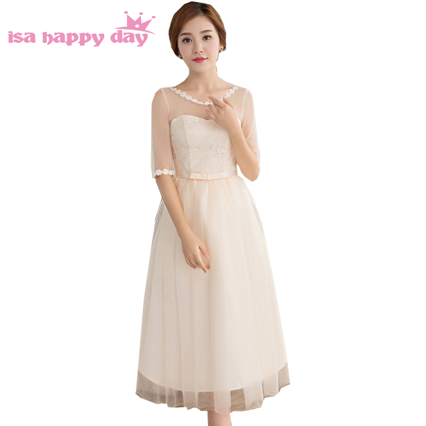 short formal women special occasion latest tulle prom pageant gowns sexy party dress champagne gown dresses for girls H3893