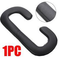 Reemplazo VR Eye Pad PU piel cara espuma máscara de ojos almohadilla cubierta para HTC Vive VR 3D gafas accesorios 21x11cm|Accesorios de gafas RV / RA| |  -