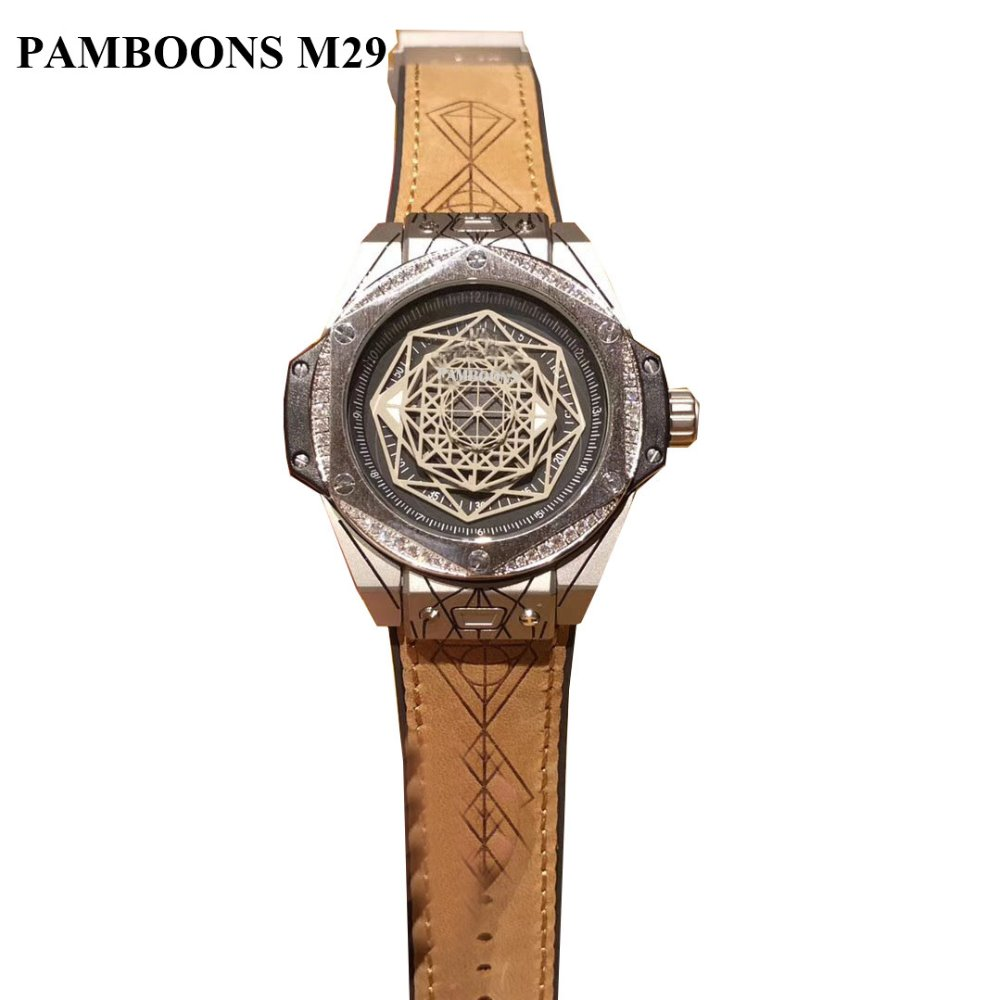 Automatic Mechanical Watches Men Luxury Brands Wristwatch Male Clock Leather Clock Watch Men Skeleton Casual Business Watch automatical mechanical watches qlls men luxury brand wrist watch male clock steel wristwatch men skeleton casual business watch