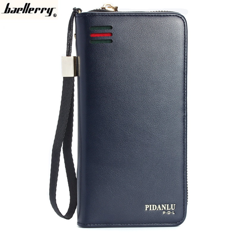 Long men Leather Wallets Multifunctional wallet Credi ID card Passport holder Money Coin Clip Fashion Famous Brand S1217 famous brand new passport card holder