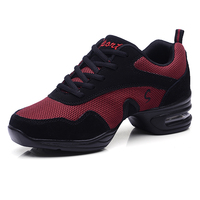 Dancing Shoe Boy Girl Dance Sneakers Fitness Breathable Jazz Shoes Hip Hop Modern Dance Shoes Woman Practice