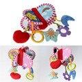 Crianças Chocalhos Ginásio Atividade Macio Berço Música Girar Brinquedo Sino Cama Educacional Wind-up Torção Presentes Do Bebê