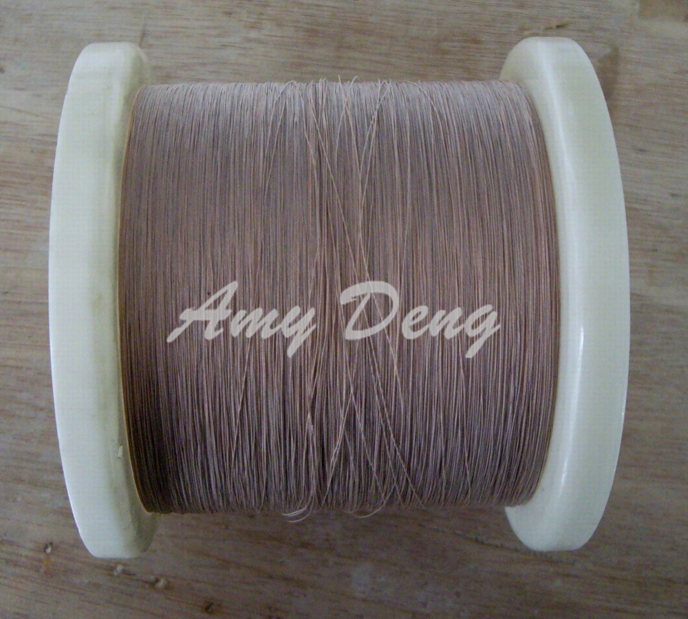 1000meters/lot  0.12mm Single Wire Line Liz Cotton