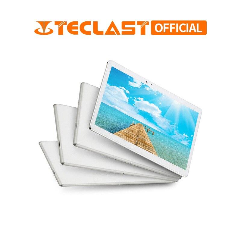10.1 inch Tablet PC Teclast Master T10 Android 7.0 2560 x 1600 MT8176 Hexa Core 13.0MP 4GB RAM 64GB ROM Tablet Teclast T10
