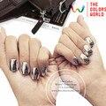 TCWB175 Color Plata Espejo Mágico Efecto de Pigmento En Polvo o Polvo de uñas de Arte de uñas de gel esmalte de uñas u otros DIY decoración