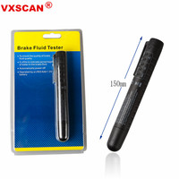 Brake Fluid Tester 5 LED Car Vehicle Auto Automotive Testing Tool For DOT3 DOT4 Free Shipping