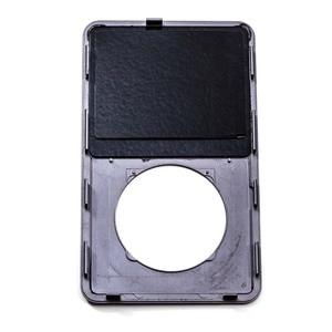Image 5 - Placa frontal gris y gris, carcasa trasera plateada, botón gris para iPod 6th 7th gen Classic 80gb 120gb 160gb