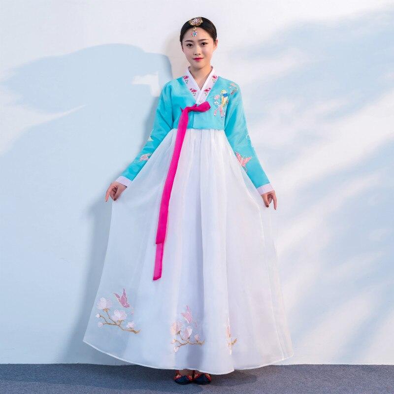 Traditionnel C354qsrjla Costume Mariage Acheter De Coréen Hanbok Pour fY6b7gvy