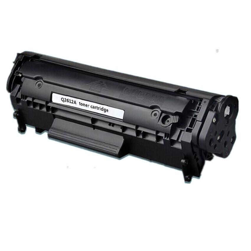 12a q2612a 2612 2612a compatible toner cartridge for hp laserjet 3030 3050 3052 3055 p 3050 1319. Black Bedroom Furniture Sets. Home Design Ideas