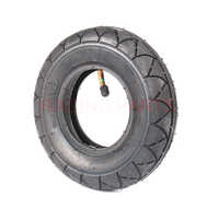 """200x50/ 8x2"""" inch Tire Tyre Inner tube For Electic Scooter Motorcycle ATV Moped Parts"""