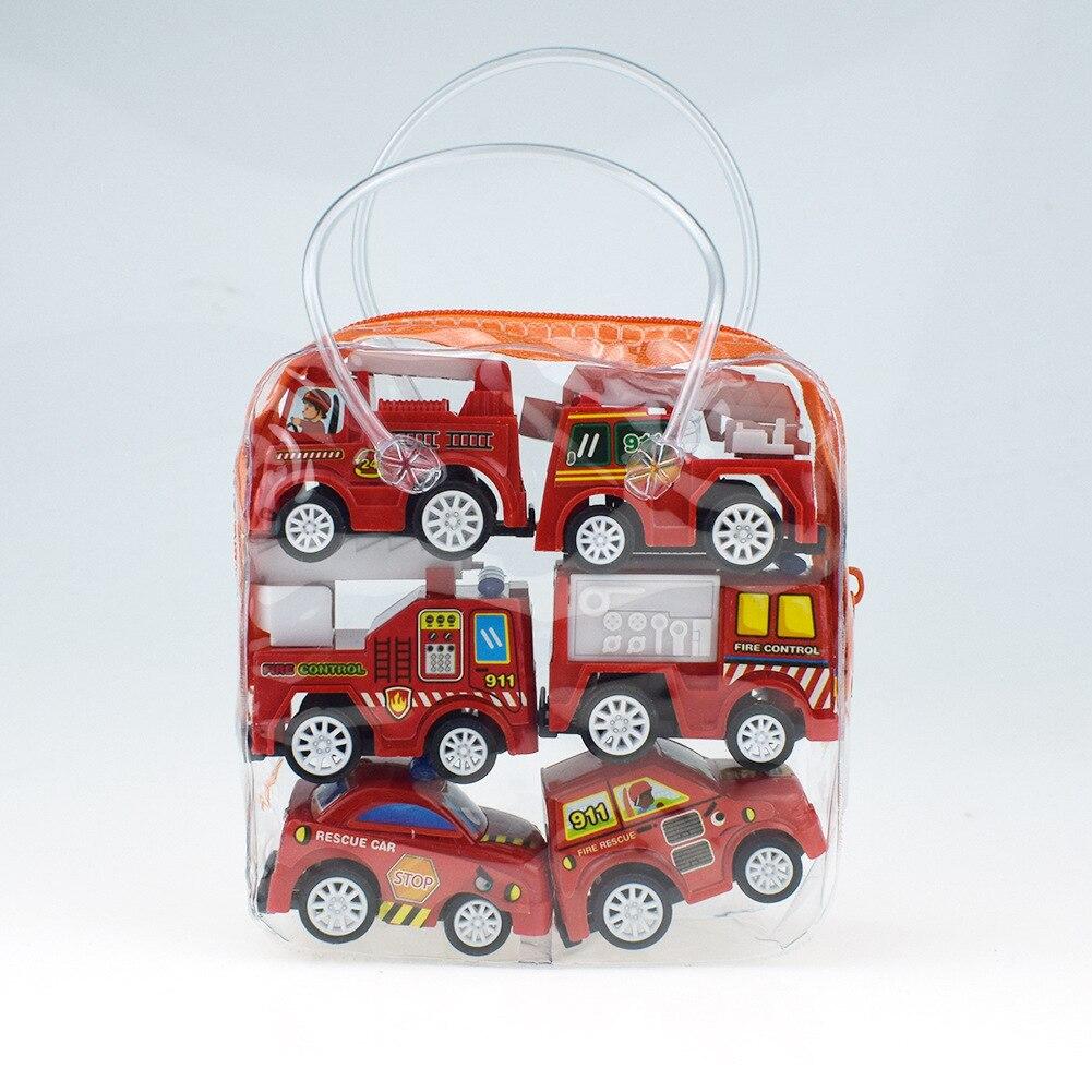6pcs mini cars 3