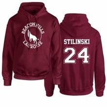 Beacon Hills Lacrosse Teen Wolf Mens Womens Hoodies Dunbar McCall Stiles Stilinski Unisex Pullovers Sweatshirts Euro Size S-3XL